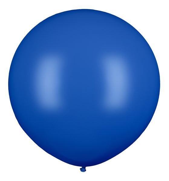 Riesenballon Blau 210cm