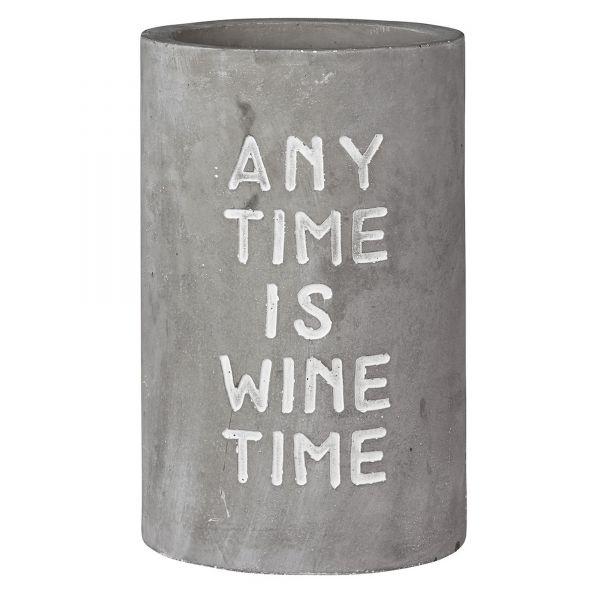 """Räder Design - Weinkühler """"Any time is..."""""""