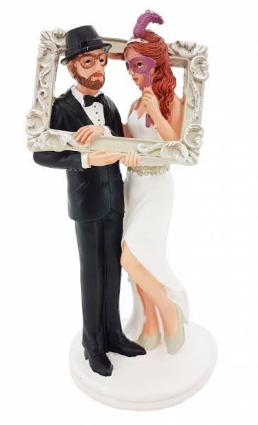 Figur Foto Brautpaar