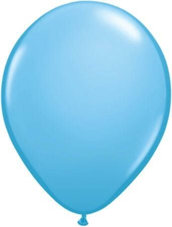 Qualatex Latexballon Pale Blue Ø 40cm