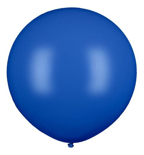 Latexballon Gigant Blau Ø 120cm
