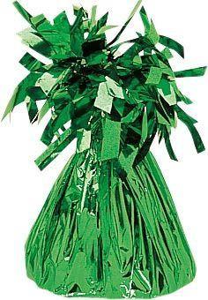 Ballongewicht Folie Grün