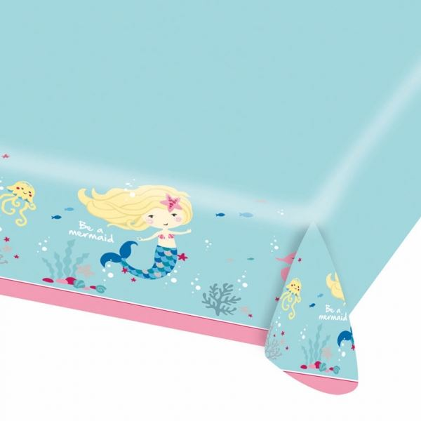 Meerjungfrau - Tischdecke
