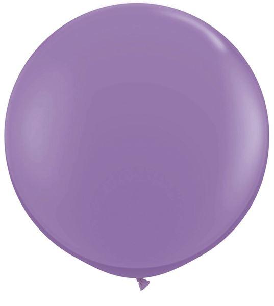 Qualatex Latexballon Gigant Spring Lilac Ø 90cm