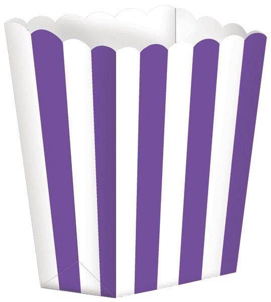 Flieder - 5 Popcorn Tüten
