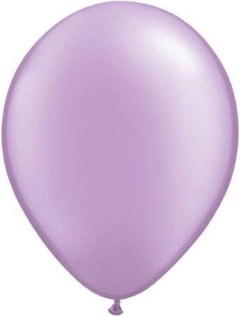 Qualatex Ballon Pearl Flieder 30cm