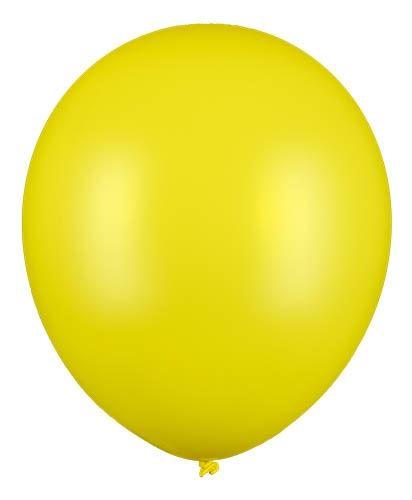 Riesenballon Gelb 60cm