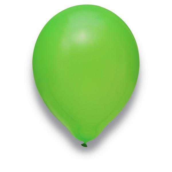 Luftballons Limonengrün 30cm 100 Stück
