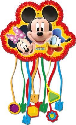 Mickey Mouse - Pull-Pinata