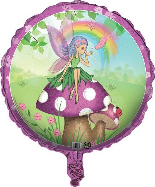 Folienballon Fancy Fee 45cm