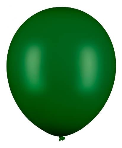 Latexballon Gigant Dunkelgrün Ø 60cm