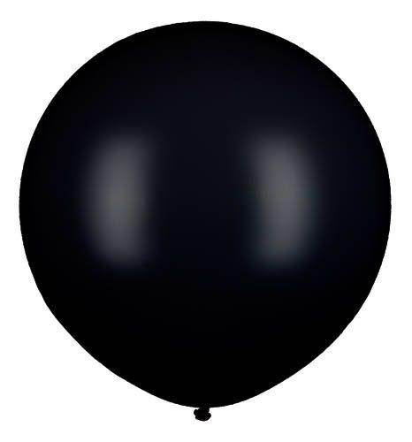 Latexballon Gigant Schwarz Ø 120cm