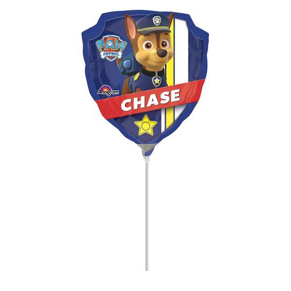 "Folienballon Minishape ""Paw Patrol"" luftbefüllt"