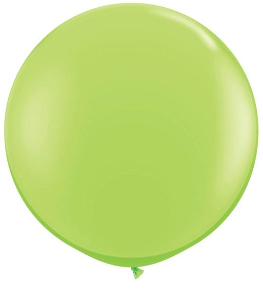 Qualatex Latexballon Gigant Lime Green Ø 90cm