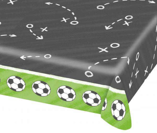 Fußball - Kicker Party Tischdecke