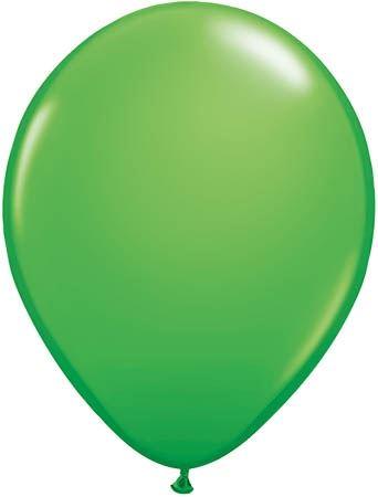 Qualatex Ballon Frühlingsgrün 30cm