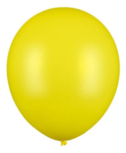 Latexballon Gigant Gelb Ø 60cm