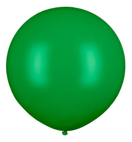 Latexballon Gigant Grün Ø 80cm