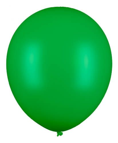 Latexballon Gigant Grün Ø 60cm