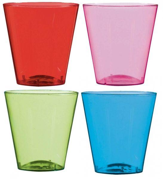 40 Shot Gläser