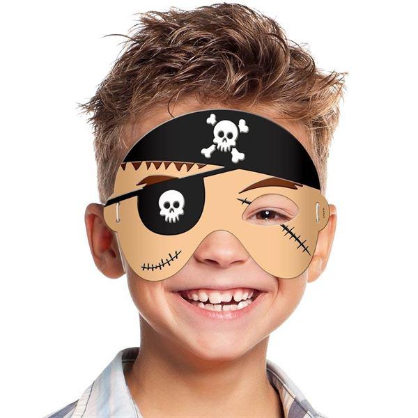 Pirat - Piraten-Maske