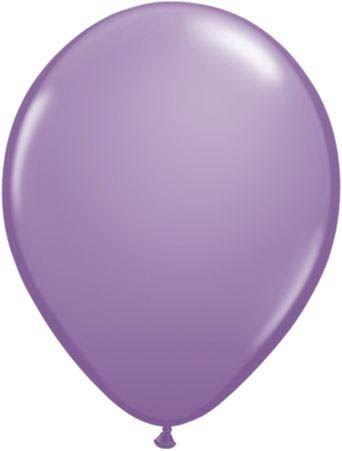 Qualatex Latexballon Spring Lilac Ø 30cm