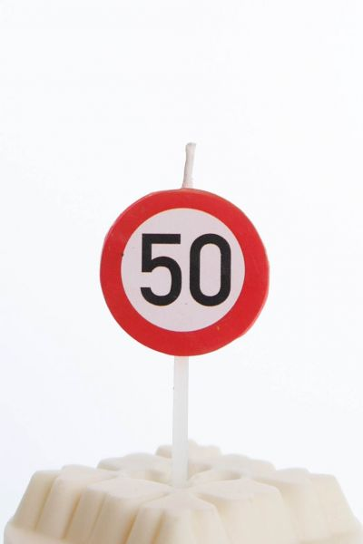 Kerze 50