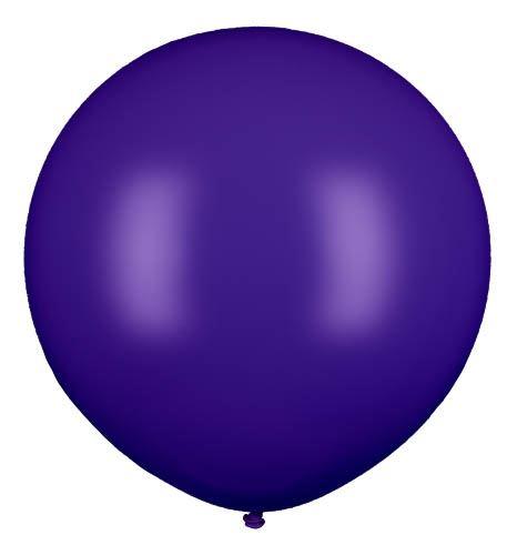 Riesenballon Lila 80cm