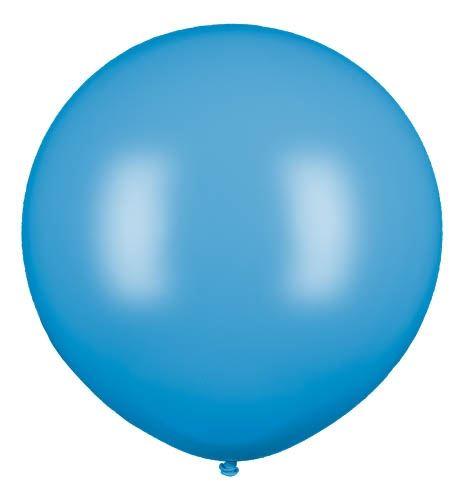 Riesenballon Hellblau 210cm
