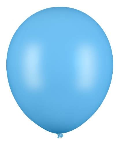Riesenballon Hellblau 60cm
