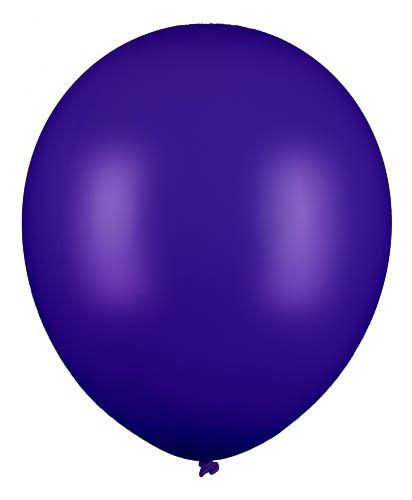 Latexballon Gigant Dunkelblau Ø 60cm
