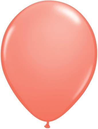 Qualatex Ballon Koralle 30cm