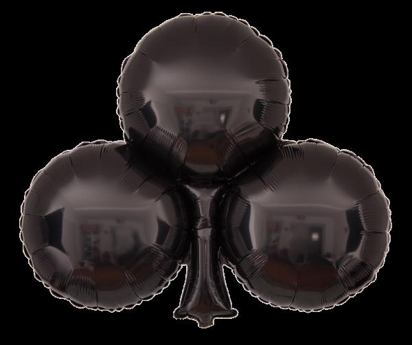 Folienballon Casino Kreuz 99 cm