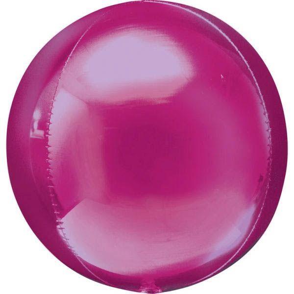 Orbz Ballon Pink 40cm