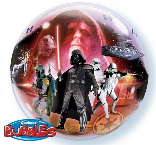 Bubble Ballon Star Wars 56cm