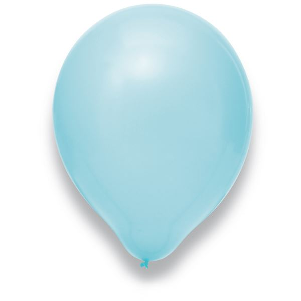 Luftballons Hellblau 30cm 50 Stück