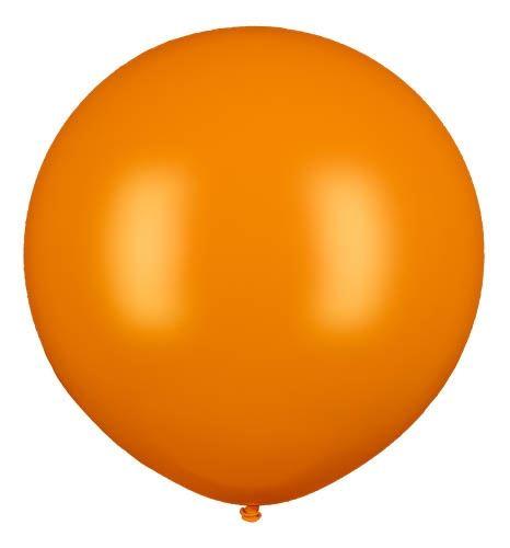 Latexballon Gigant Orange Ø 120cm