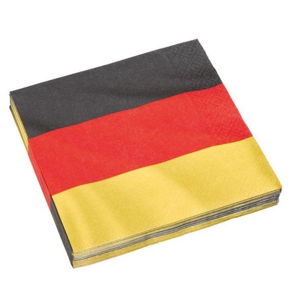 Deutschland - 20 Servietten
