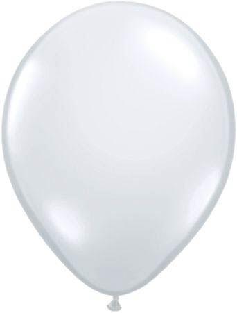 Qualatex Luftballon Transparent 13cm