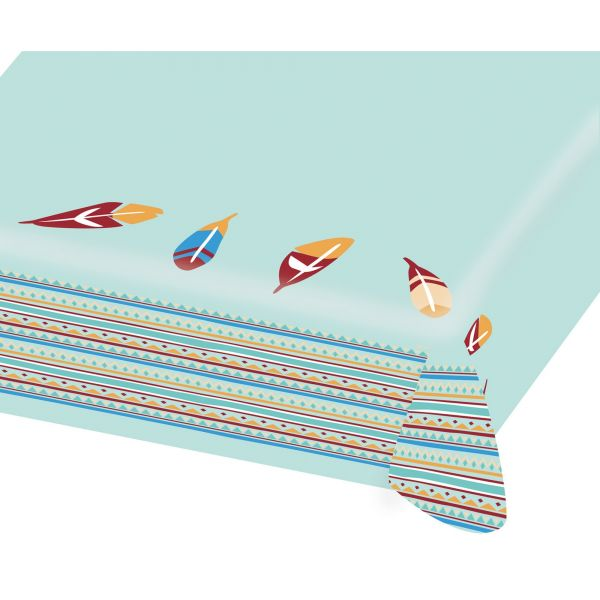 Indianer - Papiertischdecke