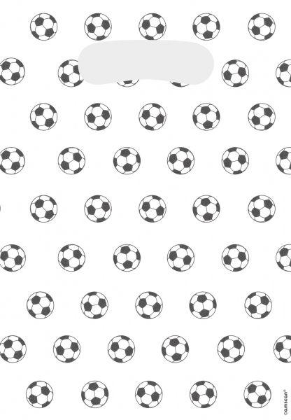 Fußball - 8 Kicker Party Partytüten