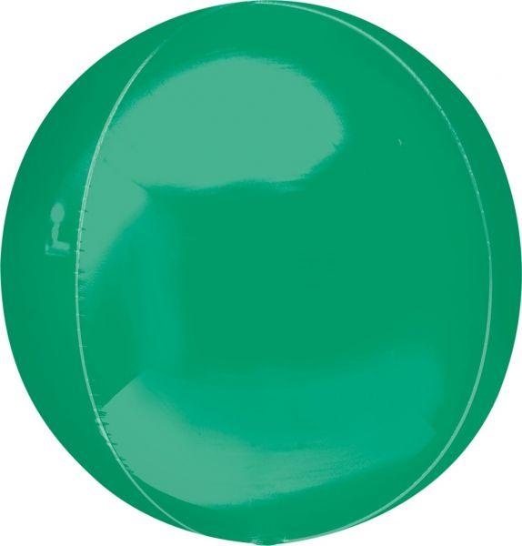 Orbz Ballon Grün 40cm