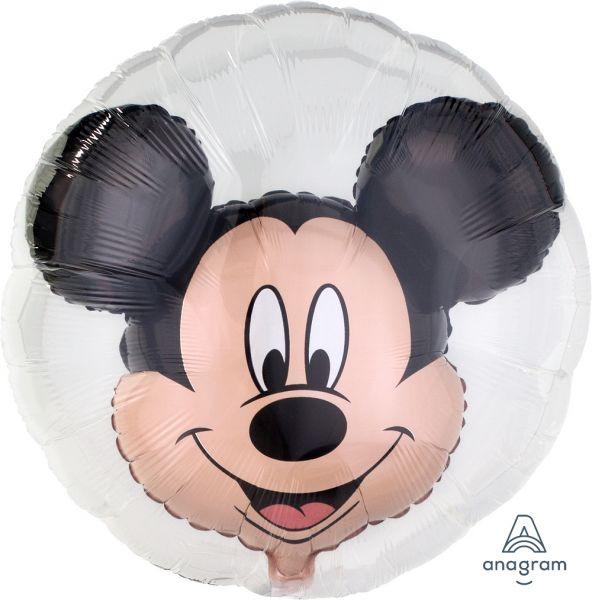 Folienballon im Ballon Mickey Maus 60cm