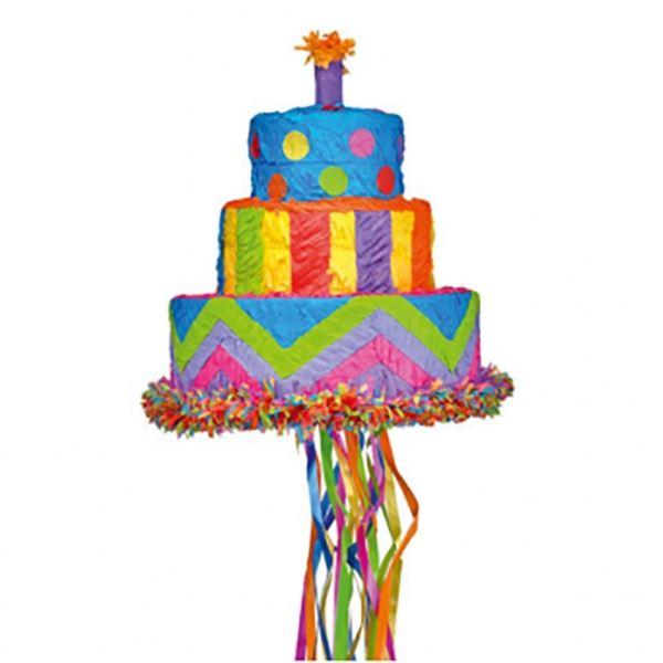 Pinata Geburtstagstorte