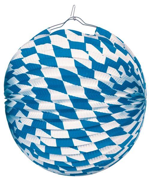 Oktoberfest Lampion 25 cm