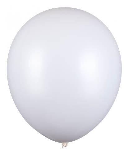 Latexballon Gigant Weiß Ø 60cm