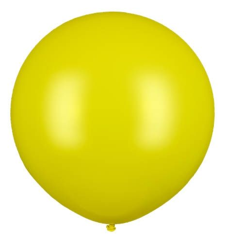 Latexballon Gigant Gelb Ø 120cm