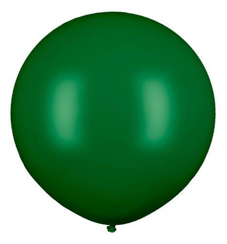 Latexballon Gigant Dunkelgrün Ø 120cm