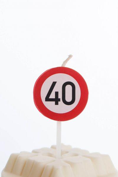 Kerze 40