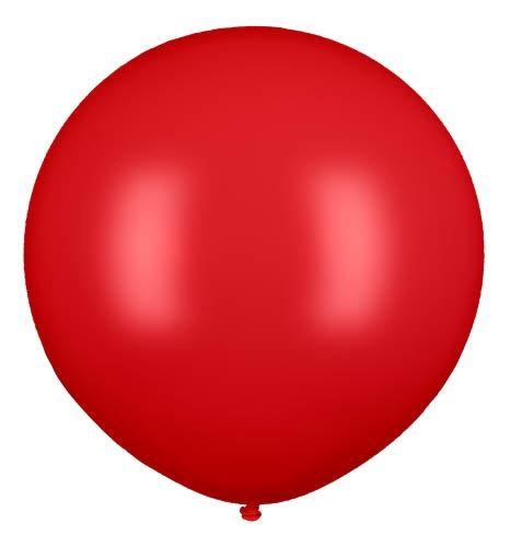 Riesenballon Rot 80cm